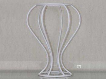 Castiçal Ferro Onix Tubular